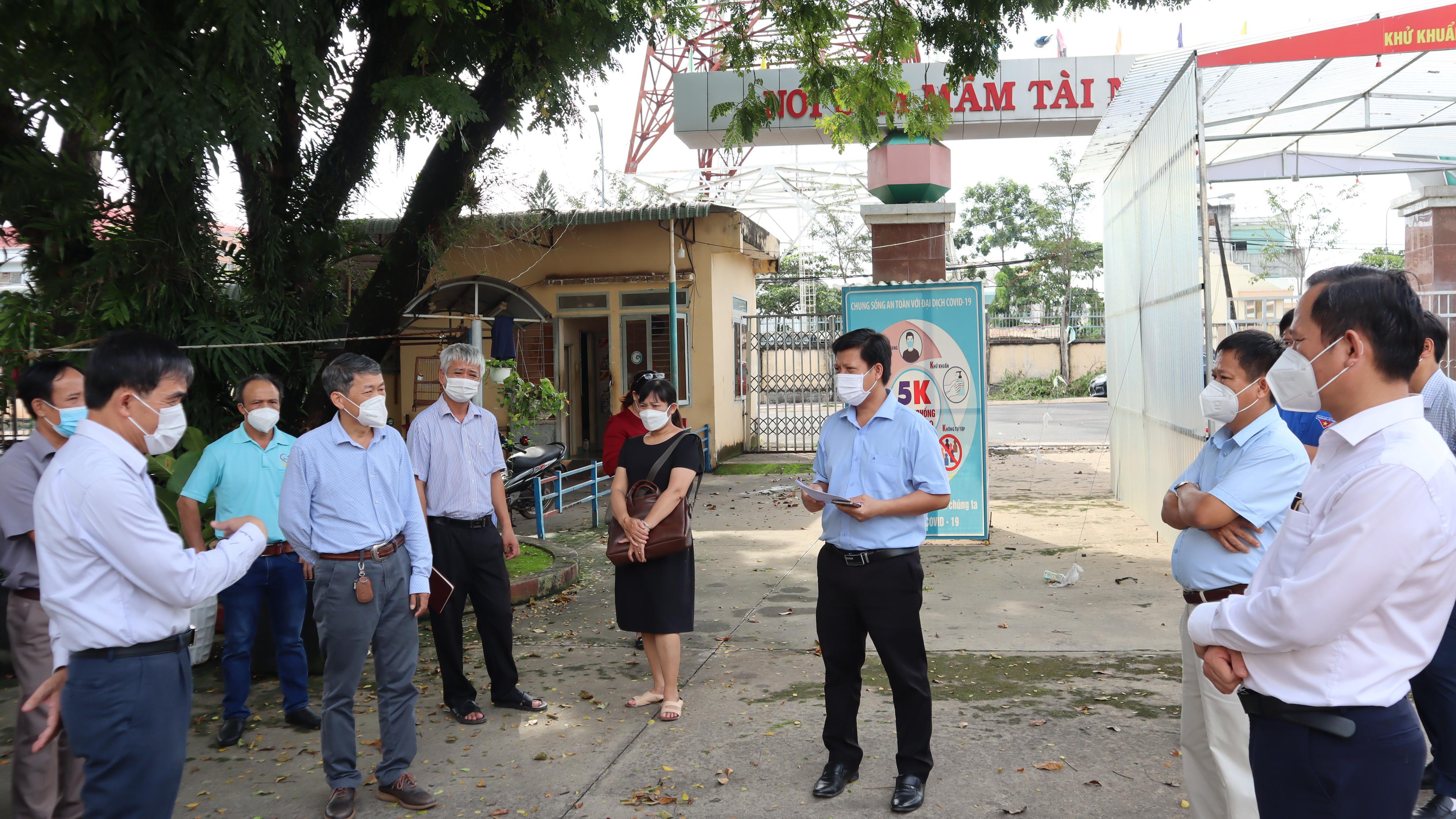 Bệnh viện đa khoa Bình Phước nhận bàn giao bệnh viện dã chiến quy mô 210 giường