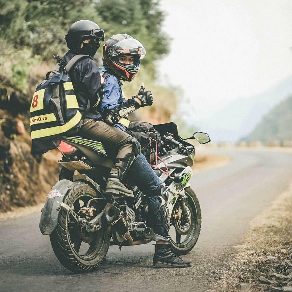 """Để có một chuyến """"phượt"""" mỹ mãn bằng xe máy"""