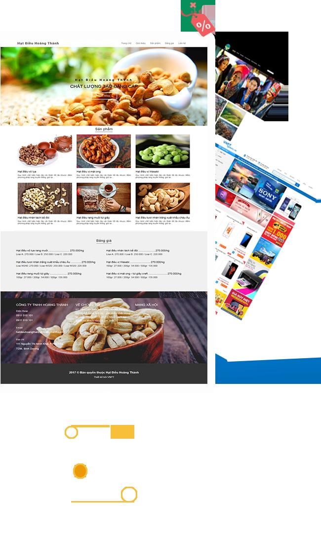 vnptweb thiết kế website